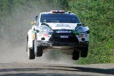 WRC - Es wird nicht einfach: �stberg will unbedingt nach Frankreich