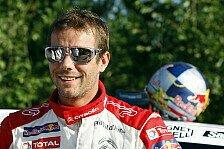 WRC - Wir werden einen Rallye-Sieger haben: Nissen: Loeb hat gut entschieden