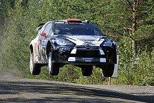 WRC - Ermutigend f�r den Rest der Saison: R�ikk�nen mit Finnland-Ergebnis zufrieden