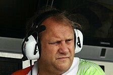 Formel 1 - Fernley: Die FIA ist machtlos und unfähig
