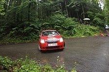 DRM - Plan ging trotzdem auf: Rallye Baden W�rttemberg extrem schwierig