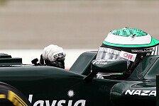 Formel 1 - Die schlechtesten von allen: Kovalainen: Zuverl�ssigkeit hat Priorit�t