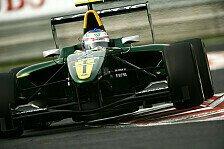 GP3 - Diesmal im Trockenen: Bottas holt zweiten Sieg in Folge