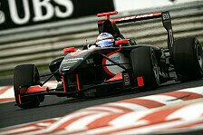 GP3 - Testfahrten im spanischen Jerez: Tio Ellinas startet mit Bestzeit