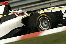 Formel 2 - Bacheta bestreitet 2012 ganze Saison