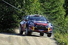 WRC - Loeb noch zwei Jahre bei Citroen: Sebastien Loeb bis 2013 mit Citroen