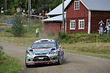 WRC - Hirvonen will in die Top-5: Latvala in guter Position