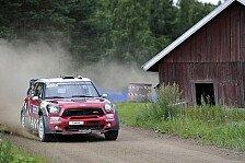 WRC - Die wahre Performance demonstrieren: Mini will in Deutschland richtig angreifen