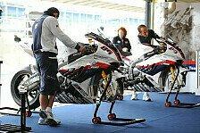 Superbike - Haslam und Corser hei� auf N�rburgring: BMW ist bereit f�r das Heimspiel
