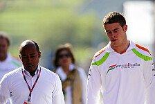 Formel 1 - Unrechtm��ige K�ndigung vs Betrugsvorw�rfe: Hamilton zieht gegen Di Resta vor Gericht