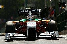 Formel 1 - Es war ein Alptraum: Di Resta wollte zuerst nicht in die DTM