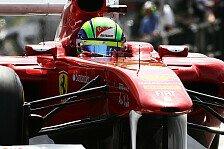 Formel 1 - Bis Dezember 2012: Domenicali: Massa-Verbleib sicher