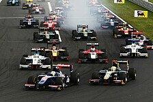 GP2 - Grosjean fast ohne Gegner : R�ckblick 2011: Routine setzt sich durch