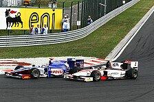 GP2 - Bei Testfahrten in Spanien �berzeugt: Trident: Mit Richelmi & Leal in Abu Dhabi