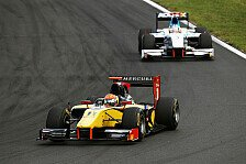GP2 - Hartley ist zur�ck: Holt Grosjean in Spa den Titel?