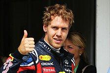 Formel 1 - Selbst Button glaubt an keinen Druck: Kann Vettel die Sommerpause genie�en?