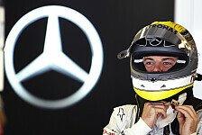 Formel 1 - In meinem Auto kann niemand gewinnen: Rosberg: Sieg muss noch ein bisschen warten