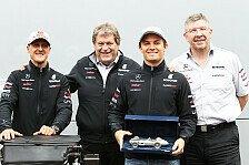 Formel 1 - Auch Red Bull hat f�nf Jahre gebraucht: Haug: Der Aufbau ben�tigt Zeit