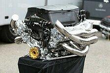 Formel 1 - Viel zu tun: Ferrari V6-Prototyp 2012 auf dem Pr�fstand