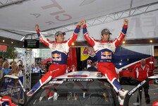 WRC - Einer der gr��ten Siege meiner Karriere: Freude und Entt�uschung bei Citroen