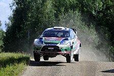 WRC - Erleichterung, Gl�cksgef�hle, Selbstvertrauen: Finnland: Solberg freut sich auf Ouninpohja