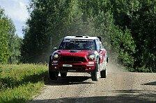 WRC - Das Blatt wendete sich gegen uns: Mini will aus Problemen lernen
