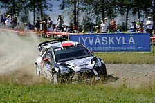 WRC - Erst mit Lotus sprechen: R�ikk�nen will bei Rallye Finnland starten