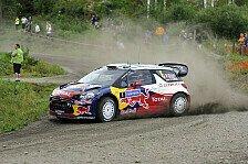WRC - Citroen oder Volkswagen: Loeb: Entscheidung fiel mir nicht leicht