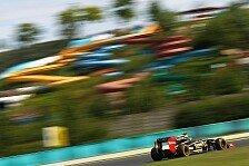 Formel 1 - Der Anzug war schon vorher schwarz: Heidfeld nach Feuer-Unfall unverletzt