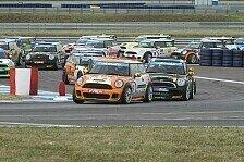 MINI Challenge - Fünf Fahrer mit Chancen auf Gesamtsieg