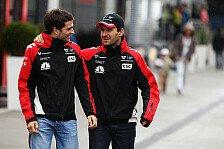 Formel 1 - Teamkollege als Referenz: D'Ambrosio: Glock wichtig f�r Virgin