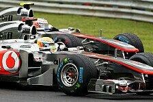 Formel 1 - DRS-Einstellungen als Gretchenfrage: McLaren will das Qualifying verbessern