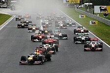 Formel 1 - Schumacher und Heidfeld stark in Runde 1: Erste Runde: Buemi startet am besten