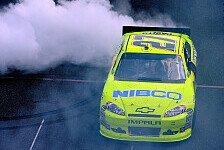 NASCAR - Erneuter Deb�tsieg bei einem Klassiker : Paul Menard gewinnt sensationell in Indianapolis