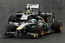 Formel 1 - Wechsel zu Renault-Motoren war essentiell: Kovalainen: Keine Sorgen �ber die Zukunft