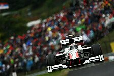 Formel 1 - 30. Grand Prix f�r HRT: HRT erwartet gute Performance in Spa