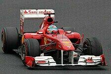 Formel 1 - Noch eine Woche Arbeit: Ferrari schreibt Saison nicht ab