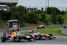 Formel 1 - Riskieren mehr als je zuvor: McLaren wird sich nicht zur�cklehnen