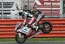 Superbike - 20 Jahre Carlos Checa
