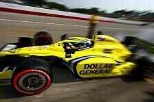 IndyCar - Dallara DW12 bereits bestellt: Carpenter & RLLR planen Programm f�r 2012