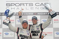 ALMS - Bilder: Sports Car Challenge of Mid-Ohio - 5. Lauf