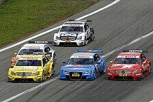 DTM - Audi mischt vorne mit: Ullrich zufrieden mit Teamleistung