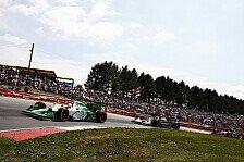 IndyCar - Die Rennpace ist da: De Silvestro braucht bessere Qualifyings