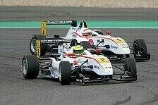 F3 Euro Series - Drei Podestpl�tze geben R�ckenwind: M�cke mit drei Fahrern in Zandvoort