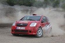 DRM - Generalprobe hat geklappt: Mysliwietz siegt bei der Rallye Saar-Ost