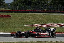 IndyCar - Start in eine neue �ra: Neues Indycar erstmals getestet