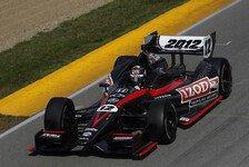 IndyCar - Auf die Teams geh�rt: Aero-Kits erst ab �bern�chster Saison