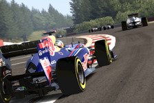 Games - F1 2011 - Screenshots