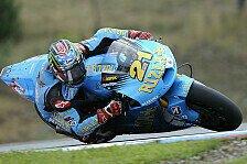 MotoGP - Vielleicht sogar die letzten drei Rennen: Hopkins hofft auf weitere Wildcards 2011