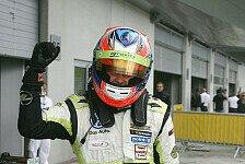 WS by Renault - Stoneman bei der R�ckkehr Letzter: Stanaway an beiden Testtagen vorne